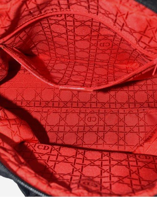 Bolsa Dior vintage Nylon preta