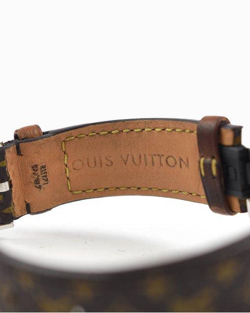 Relógio Louis Vuitton monograma