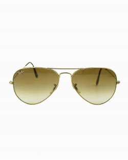 Óculos Ray Ban Aviator Large RB3026 Marrom