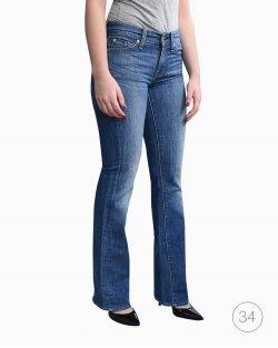 Calça Jeans 7 For All Mankind Escura