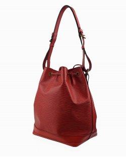 Bolsa Louis Vuitton Noé MM Epi Vermelha