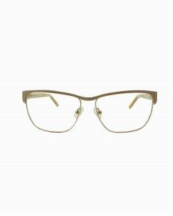 Armação de óculos Chloé bege CE2104