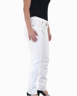 Calça Burberry skinny branca
