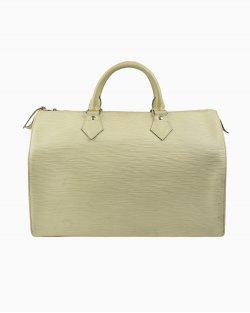Bolsa Louis Vuitton Speedy 30 Epi Branca