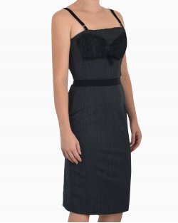Vestido D&G Dolce & Gabbana Preto