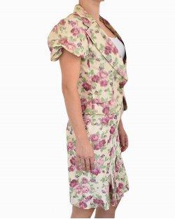 Conjunto 2 Peças Christian Dior Estampa Floral