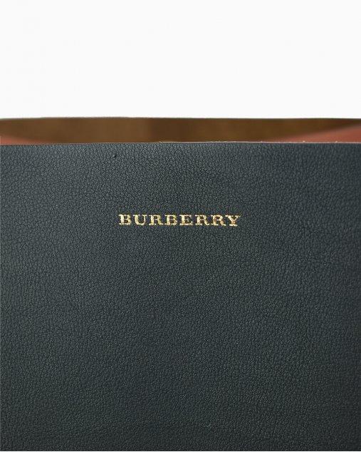 Bolsa Burberry GRMT Hobo chumbo