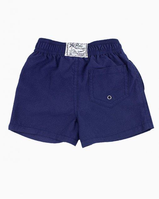 Bermuda Infantil Ralph Lauren Azul Marinho