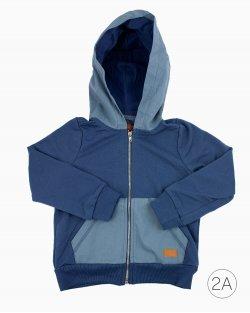 Blusa Infantil 7 For All Mankind Azul