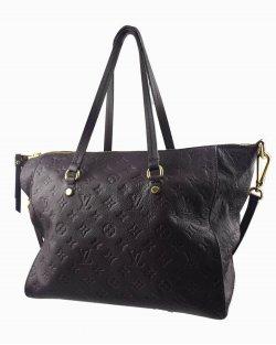 Bolsa Louis Vuitton Lumineuse couro roxo