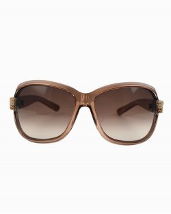 Óculos de sol Gucci cocoa GG rose GG2985