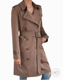 Trench Coat Burberry marrom