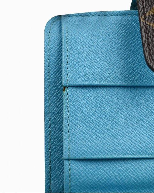 Carteira Louis Vuitton Bell Boy Compact Zippy Limited