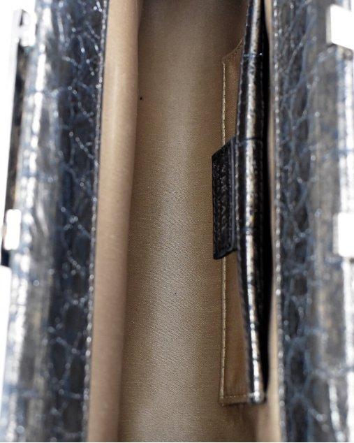 Clutch Versace Gold Metallic