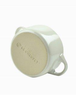 Mini Cocotte Le Creuset Branca