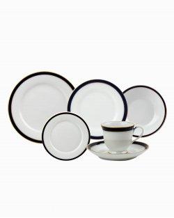 Conjunto de pratos Noritake porcelana 72 peças
