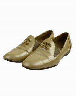 Loafer Chanel Beige