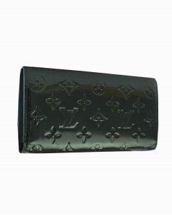 Carteira Louis Vuitton Monograma Verniz Verde
