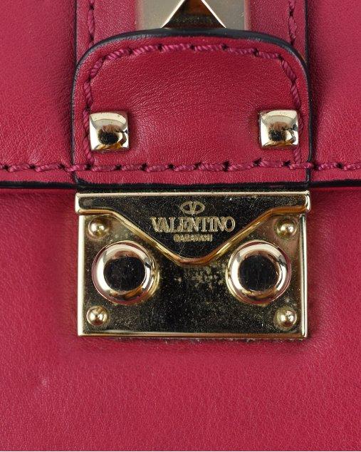 Bolsa Valentino Small Lock pink