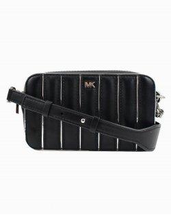 Bolsa Michael Kors multi small camera preta