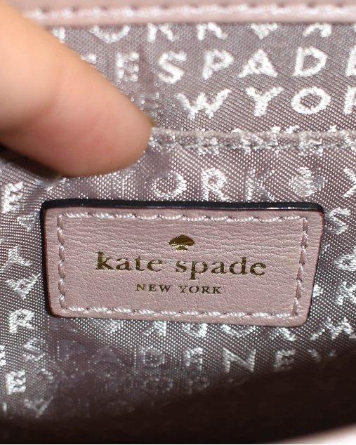Bolsa Kate Spade Eden Sunset rosa