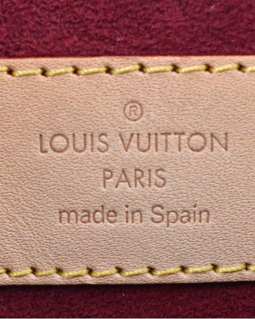 Bolsa Louis Vuitton Greta Monograma Multicolore