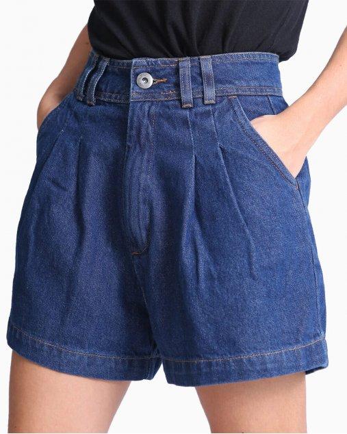 Shorts Julia Lavagem Escura Nuii Store