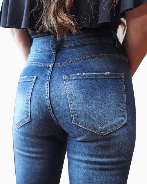 Calça Skinny Joanna - Escura Nuii Store
