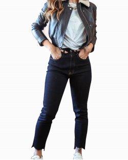 Calça Skinny Joanna - Preta Nuii Store