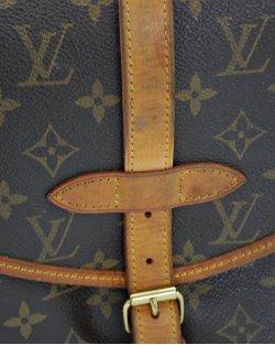 Bolsa Louis Vuitton Saumur MM