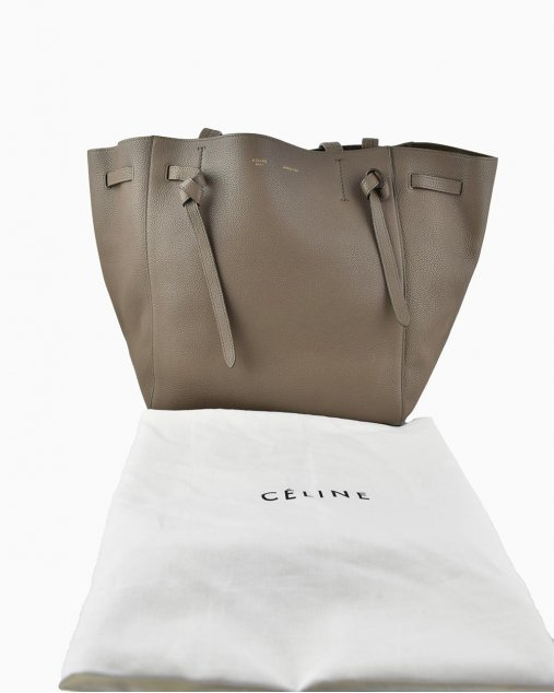 Bolsa Celine Cabas Phanton Etoupe