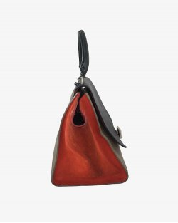 Bolsa Celine Trapeze Medium Tricolor