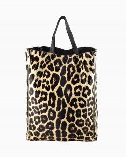 Bolsa Celine Zip Guesset Leopard