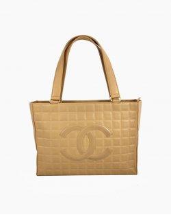 Bolsa Chanel Beige Vintage