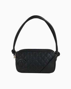 Bolsa Chanel Pequena Preta