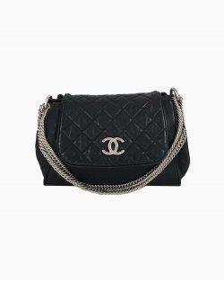 Bolsa Chanel Chains Preta