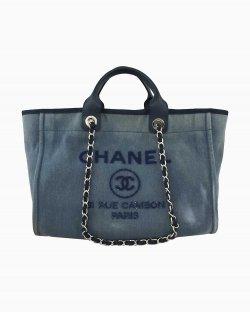 Bolsa Chanel Deauville Tote