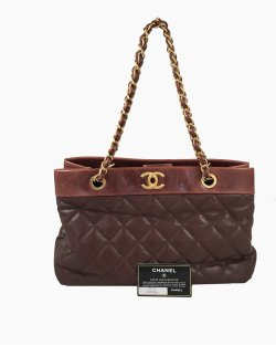 Bolsa Chanel Burgundy