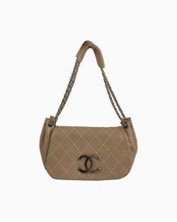 Bolsa Chanel Nude Corrente