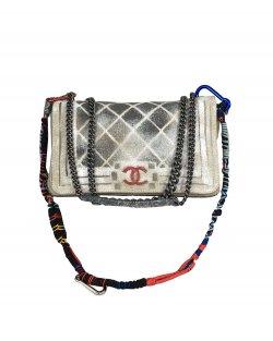 Bolsa Chanel Oh My Boy Grafitti Bag