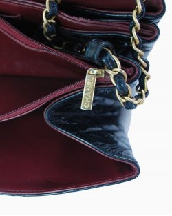 Bolsa Chanel Double Flap Vintage