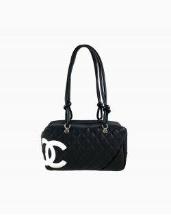 Bolsa Chanel Small Tote Preta