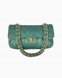 Bolsa Chanel Verde
