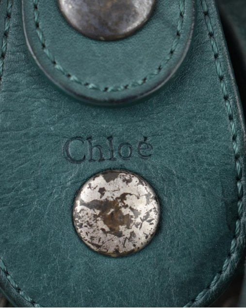 Bolsa Chloé Silverado Verde