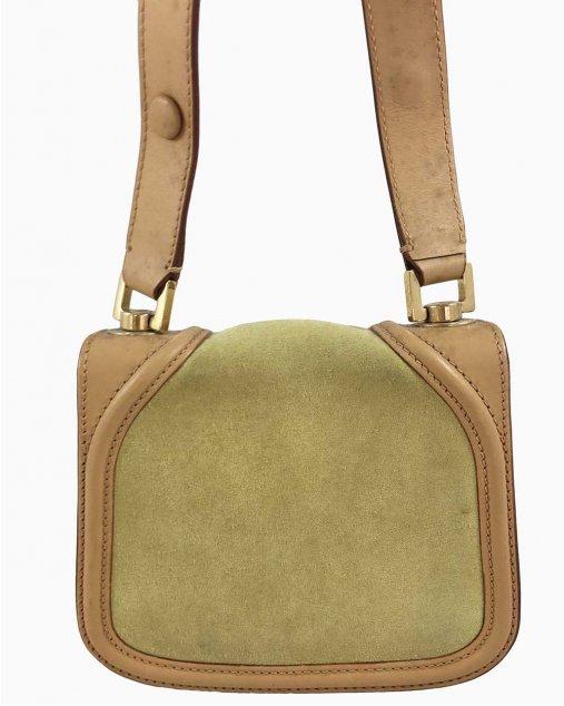 Bolsa Ferragamo Mini Verde Claro