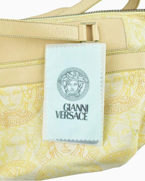 Bolsa Gianni Versace Amarela