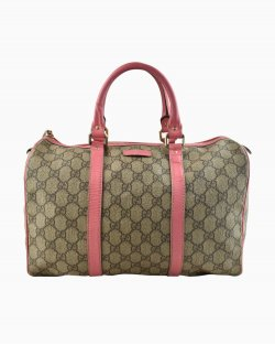 Bolsa Gucci Boston Rosa