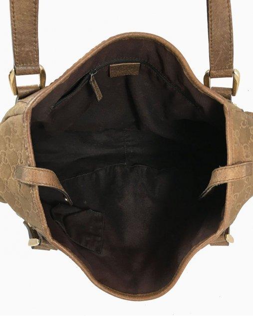 Bolsa Gucci Camelo Camurça