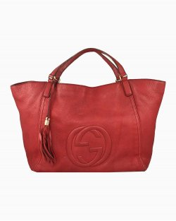 Bolsa Gucci Vermelha Luana Piovani