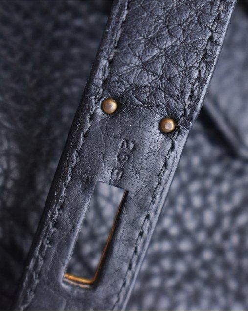 Bolsa Hermès Birkin 35 Preta